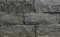 Кирпич Скала полнотелый Черный, фото 1