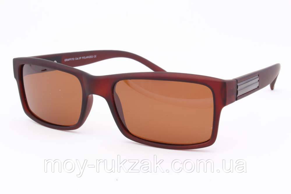 Cолнцезащитные очки Graffito, поляризационные, 780318