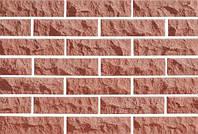 Кирпич Скала полнотелый Красный, фото 1