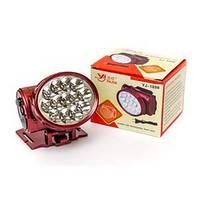Налобный фонарь YJ-1898 LED на аккумуляторе, 1000380, YJ-1898 LED, Налобный фонарь, купить фонарь налобный
