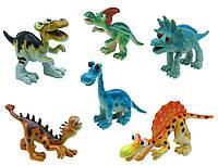 Набор фигурок Baby Team Динозавры 6 шт (8832)