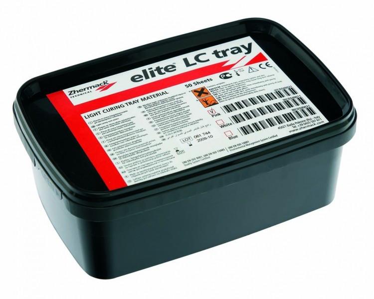 Пластины для изготовления индивидуальных ложек Elite LC Tray (Элит Трей), 50 шт.Zhermack