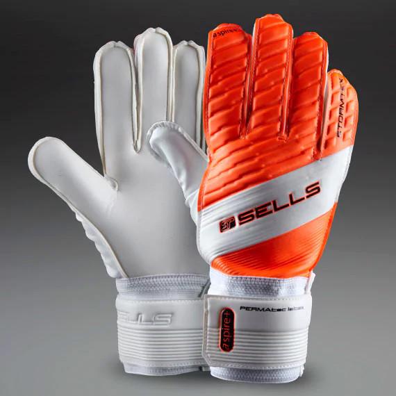 Вратарские перчатки Sells Junior Aspire Fork GK Gloves