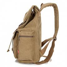 Мужской рюкзак Augur Maibo хаки, фото 3