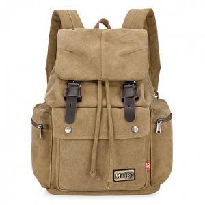 Мужской рюкзак Augur Maibo хаки eps-7025