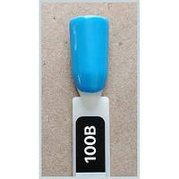 Гель лак Kodi № 100 b Небесно-блакитний, 8 мл, фото 1