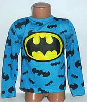 Кофта детская для мальчика Бетмен 1 год