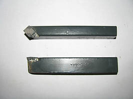 Резец проходной упорный прямой 12 x12 x70 ВК8 левый (ЧИЗ)0006