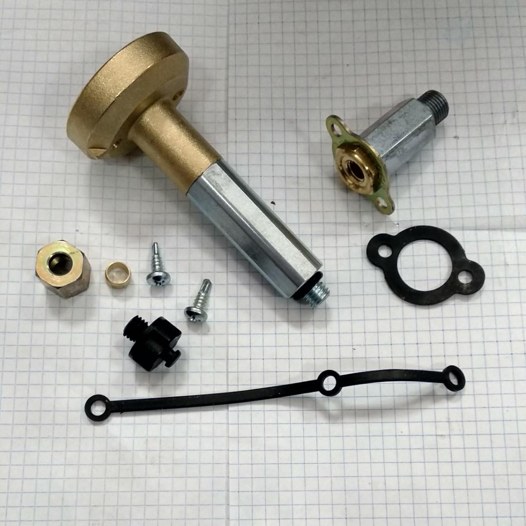 ВЗУ выносное заправочное устройство в бензозаправочный люк удлиненное Atiker