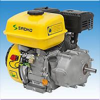 Двигатель бензиновый Sadko GE-200R PRO(6,5 л.с.с понижающим редуктором)