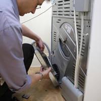 Установка и подключение стиральной/посудомоечной машины.