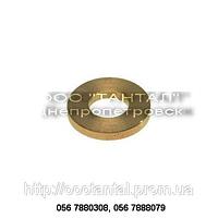 Шайба плоская бронзовая от 6 до 100, ГОСТ 11371-78, DIN 125, ISO 7089, ISO 7090