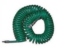 Шланг спиральный для пневмоинструмента 8*12мм*10м с переходниками (V-81210Р) (шт.)