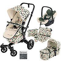 Универсальная коляска 3в1 Concord Neo Mobility Set Special Edition Emerald