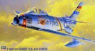 F-86F-30 Sabre USAF 1/48  Hasegawa PT13