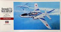 Kawasaki T-4 Blue Impulse 1/48  Hasegawa PT16