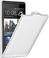 Чехол-флип Vetti Craft для Samsung Galaxy S2 i9100 / i9105 белый