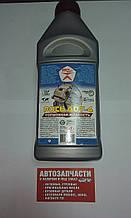 Жидкость тормозная DOT-4 910 грамм пр-во ГОСТ