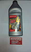 Жидкость тормозная Super DOT-4 455гр.