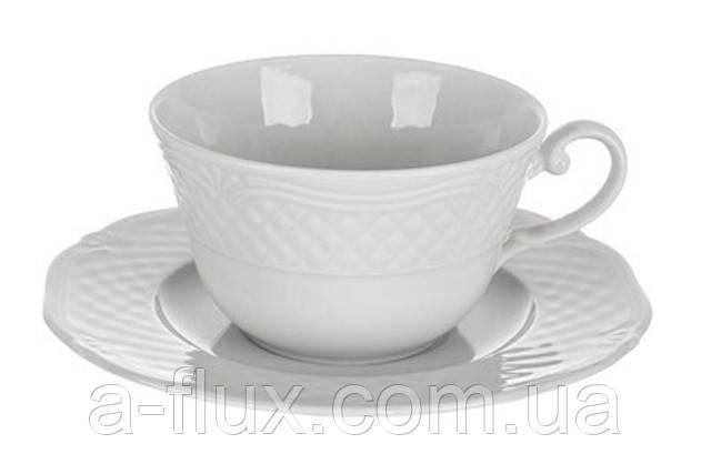 Чашка с блюдцем Arianna Lubiana 300 мл