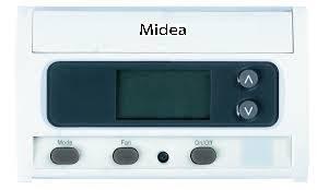 Пульт электронный, встраиваемый в корпус Midea KJR-15 B/E(P)