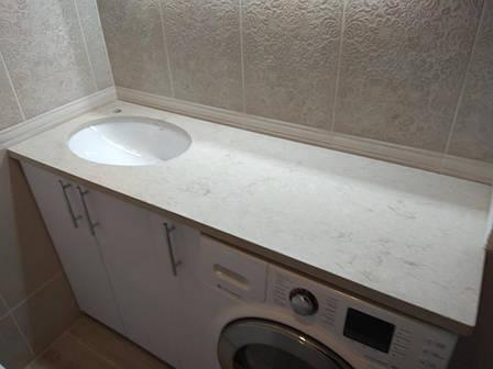 Столешница в ванную из кварцита Caesarstone 5212, фото 2