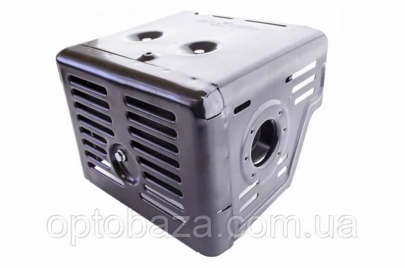 Глушитель для бензинового двигателя 188F (13 л.с)
