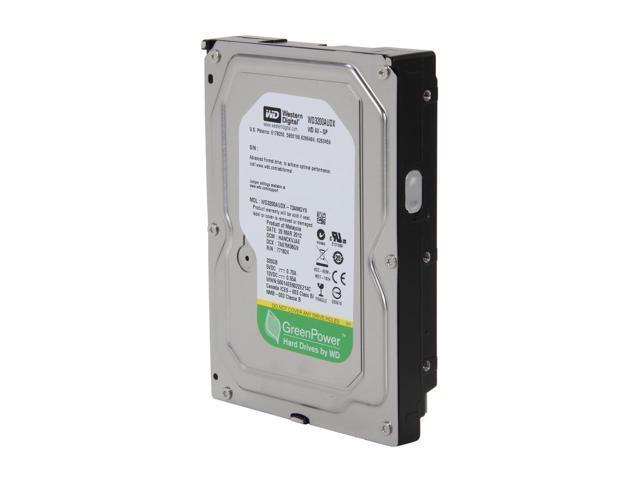 """Жесткий диск (HDD) 3.5"""" 320 GB Western Digital WD3200AUDX"""