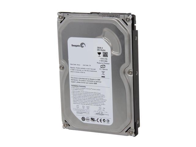 "Жесткий диск (HDD) 3.5"" 250 GB Seagate (ST3250310CS)7200RPM/8M"