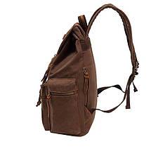 Мужской рюкзак Augur MT коричневый, фото 3