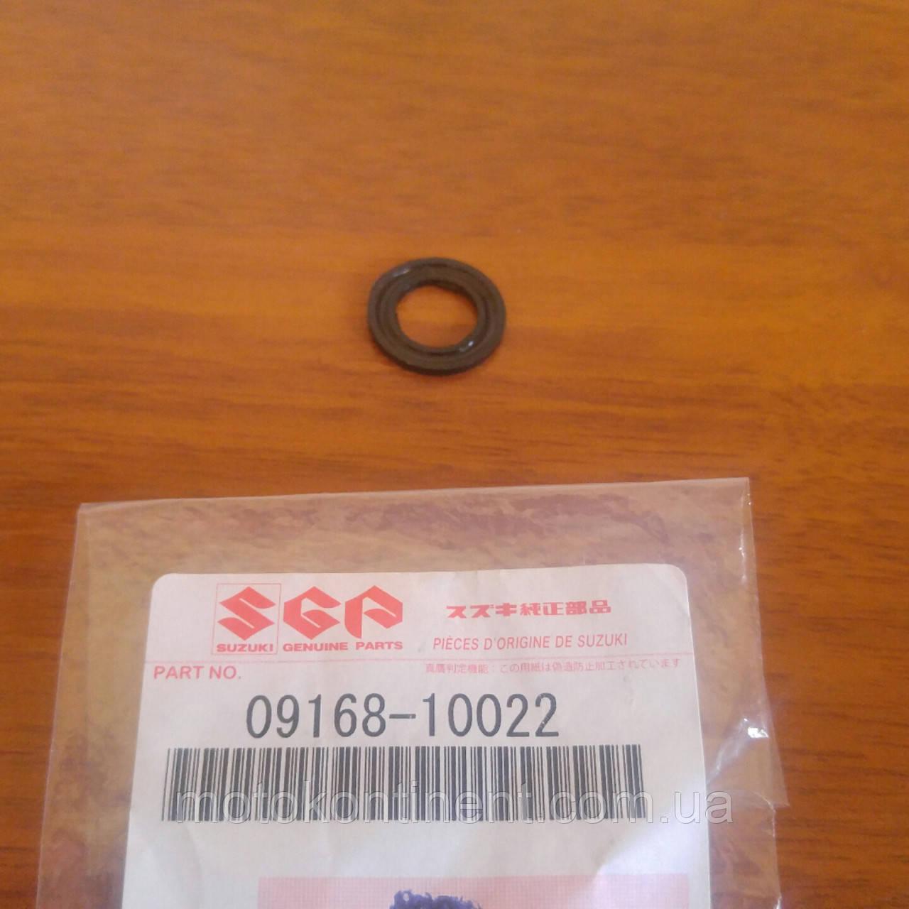09168-10022 Прокладка сливной/ заливной пробки редуктора Suzuki 10x17x1.5