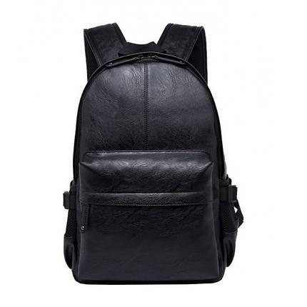 Мужской рюкзак BritBag черный eps-7003, фото 2