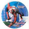 Тарелка человек паук 23см