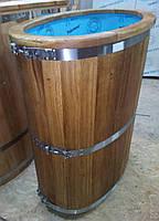 Купель для бани 750*1000*1200