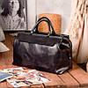 Дорожная сумка-саквояж Voyage | Оникс
