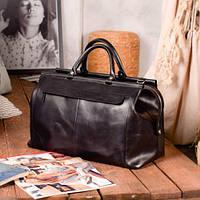 Дорожная сумка-саквояж Voyage | Оникс, фото 1