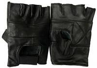 Перчатки для фитнеса кожа