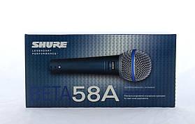 Микрофон DM Beta 58A (проводной) (30) в уп 30шт.