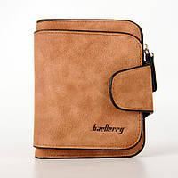 Женское портмоне Baellerry Forever Mini (коричневое)