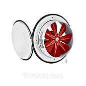 Вентилятор осевой с крышкой   Bahcivan BK 250