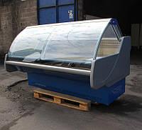 """Холодильна вітрина """"Технохолод Джорджія"""" ПВХСн 2,0 м. Бу, фото 1"""