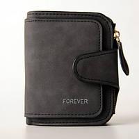 Женское портмоне Baellerry Forever Mini (черное), фото 1