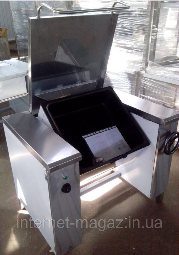 Сковорода электрическая промышленная СЭМ