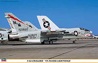 F-8J CRUSADER VF-194 RED LIGHTNINGS 1/48  Hasegawa 09868