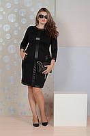 Черное платье 082