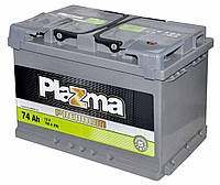 Аккумулятор автомобильный Plazma 6СТ-74 АзЕ Premium