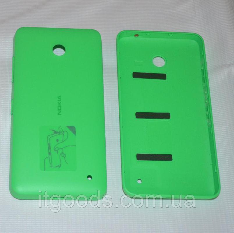Задняя зеленая крышка для Nokia Lumia 630   635   636   638