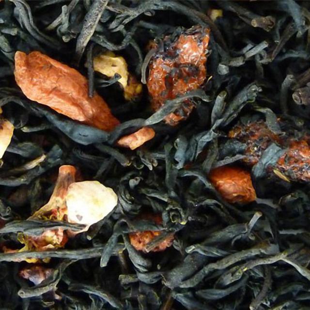"""Чорний чай """"Годжі-чай"""""""