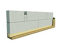 Строительство сборных ленточных фундаментов