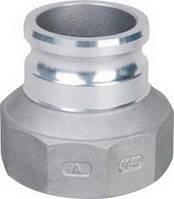 "БРС Camlock (камлок) редукционный AR- 75-012 P3/4""/вн.1/2"" (PP) (Р-9)"